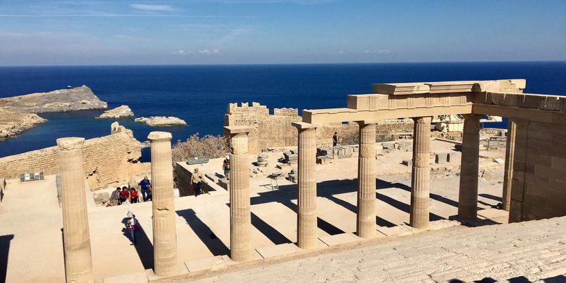 lindos-acropolis