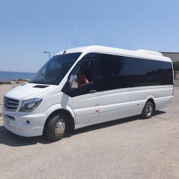 Rhodes Mini Bus Tours