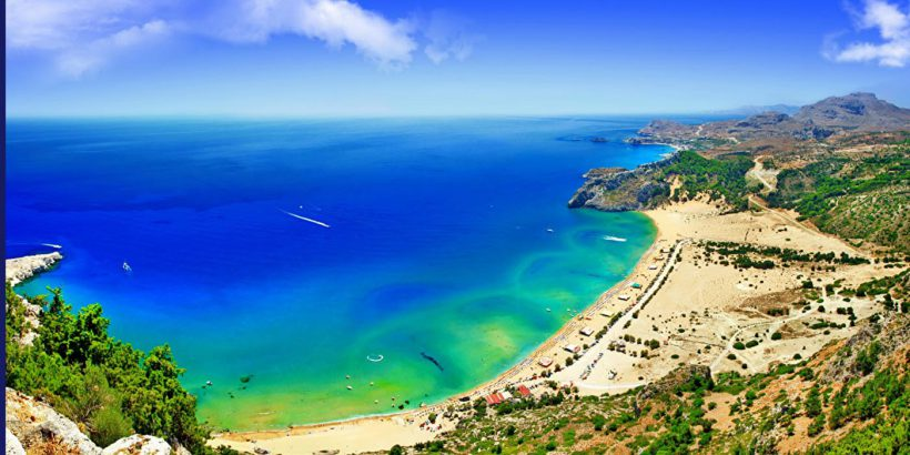 tsambika-beach